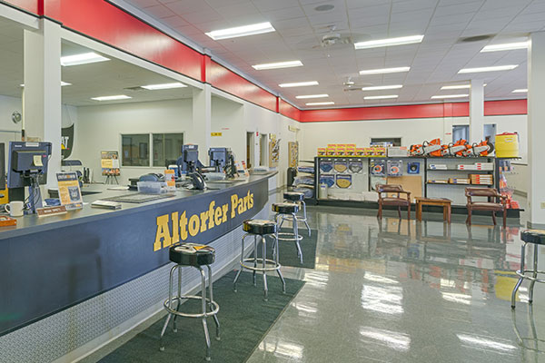 Altorfer Caterpillar Retail Facility Renovation