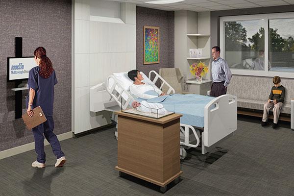 McDonough District Hospital (Women's Center)