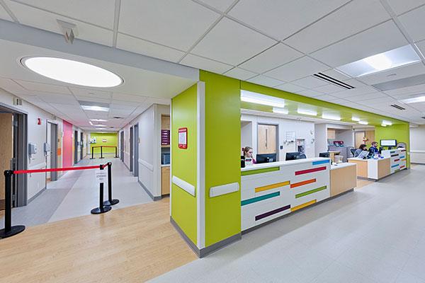 HSHS St. John's Hospital (Pediatric Wing)