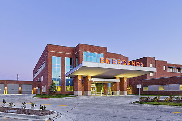 McDonough District Hospital (Emergency Department)