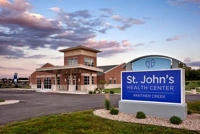 HSHS St. John's Health Center (Panther Creek)