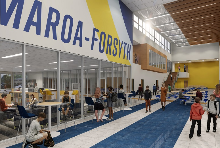 Maroa-Forsyth School District