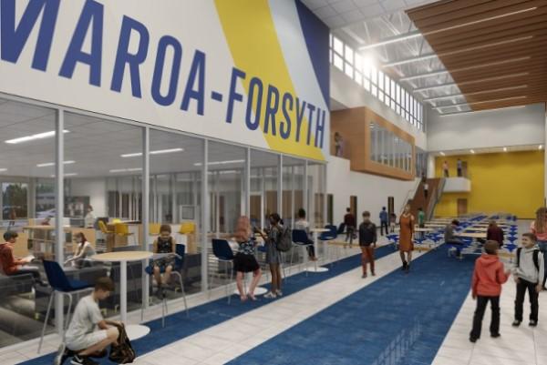 Maroa-Forsyth School District